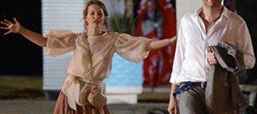 Собчак и Виторган устроили танцы на пляже