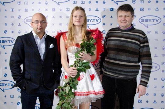 Алексей Семенов и Олег Пинчук