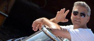 Джордж Клуни попал в руки венецианской полиции