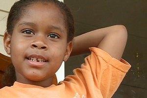 Полиция заковала в наручники шестилетнюю девочку
