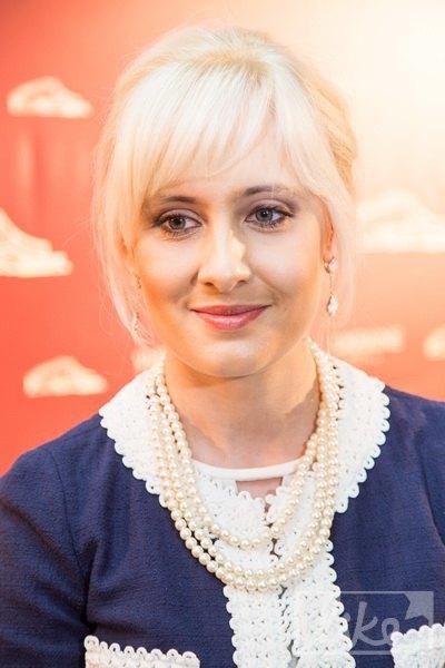 "Директор дворца ""Украина"" Инна Костыря"