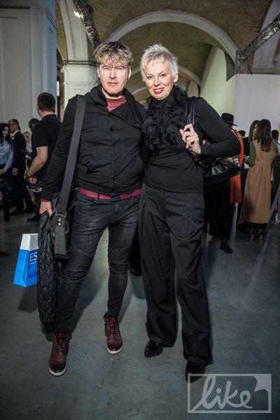 Вячеслав и Ирина Дюденко