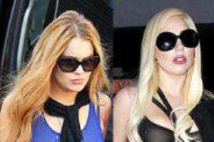 Леди Гага переспала с Линдси Лохан