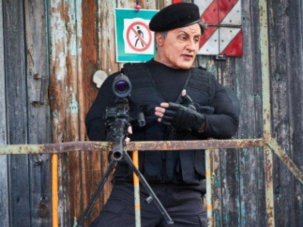 Владимир Зеленский в образе Сталлоне