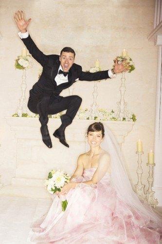 Свадьба Джастина Тимберлейка и Джессики Бил