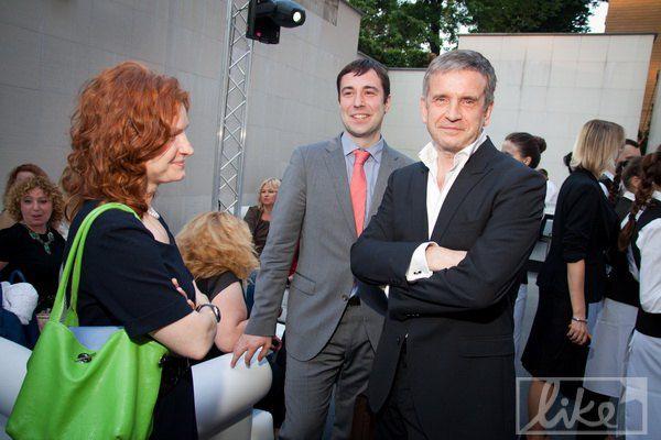Посол России в Украине Михаил Зурабов
