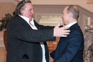 """Жерар Депардье: """"Я очень доволен квартирой в Саранске"""""""