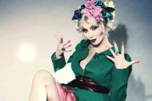 Ирина Билык появилась на обложке итальянского журнала