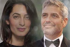 Джордж Клуни женится на адвокате Амаль Аламмудин