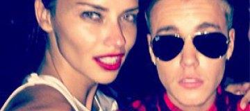 Джастин Бибер встречается с моделью, старшей его на 12 лет