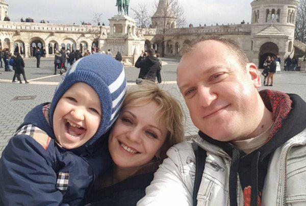 Орест, Ирма и ее новый супруг