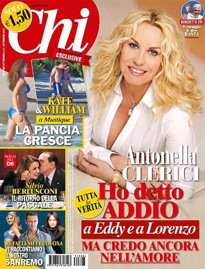 Итальянский журнал опубликовал снимки беременной Кейт Миддлтон в бикини