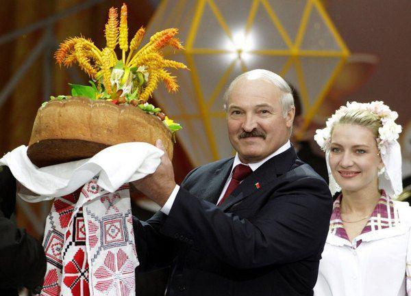 Александр Лукашенко в сентябре 2012 года