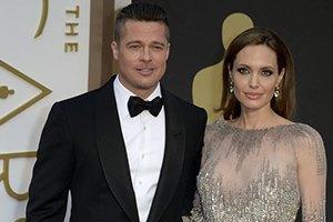 Джоли и Питт сделают одинаковые тату к свадьбе