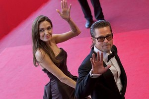 Анджелина Джоли и Брэд Питт снова ждут двойню?