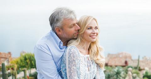 Певица Юлия Думанская родила дочь одному из богатейших львовских бизнесменов