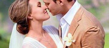 Шоптенко и Дикусар показали фото со свадьбы
