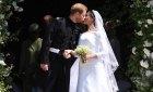 Меган Маркл раскрыла секрет своего свадебного наряда