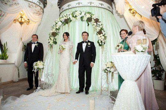 """Валерий Коновалюк: """"Обряд бракосочетания!!! Теперь мы муж и жена!!!!"""""""