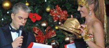 Катя Осадчая раздала золотые шляпы