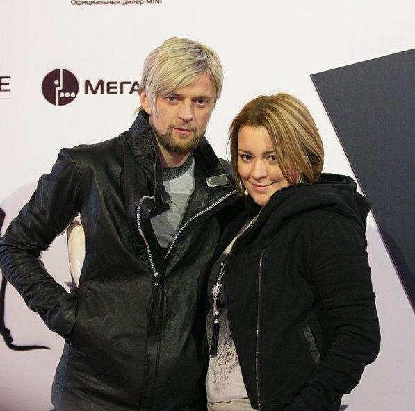 Анатолий Тимощук с женой Надей