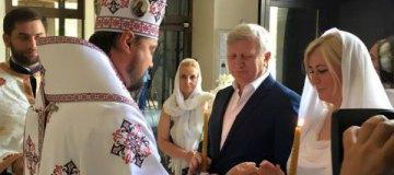 Владимир Горянский обвенчался с новой женой