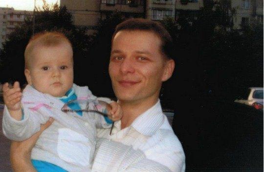 """""""Держу на руках мое самое большое счастье:)"""" - сообщил Олег Ляшко"""