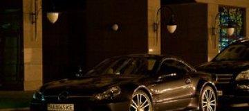 Шевченко пересел на Mercedes за €500 тыс.
