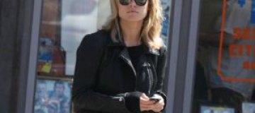 Оливия Уайлд покрасилась в блондинку