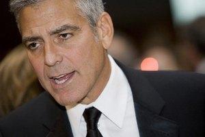"""Джордж Клуни обратился к украинцам на """"Евромайдане"""""""
