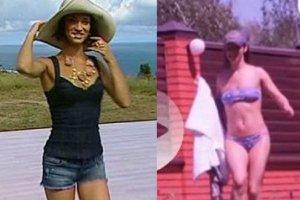 Татьяна Денисова теряет былые формы