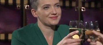 Надежда Савченко стала соседкой Парасюка