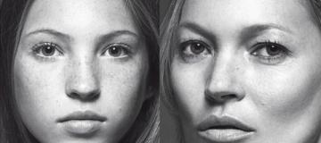 Дочка Кейт Мосс впервые появилась на обложке глянца