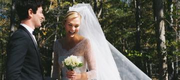 Одна из самых выскооплачиваемых супермоделей мира вышла замуж за деверя Иванки Трамп