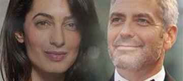 Жена Джорджа Клуни оказалась адвокатом Тимошенко