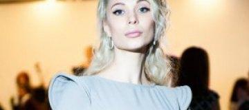 Ольга Янукович посетила показ донецких дизайнеров