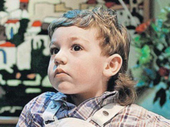 Сын Николая Баскова Бронислав не виделся с папой 4 года
