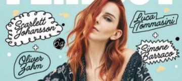 Украинка украсила обложку итальянского Playboy