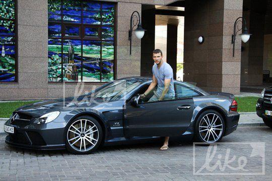 После нескольких снимков для Like.lb.ua Андрей Шевченко уехал на сборы