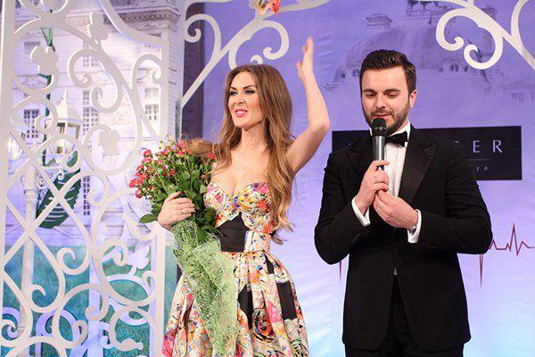 Елена Бернацкая и Григорий Решетник