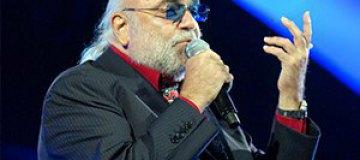 Скончался знаменитый греческий певец Демис Руссос
