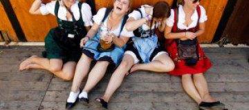 Гости Октоберфеста съели 118 быков и выпили 7,5 млн литров пива