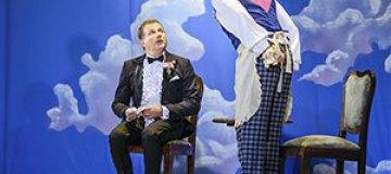 Юрий Горбунов снова выйдет на театральную сцену