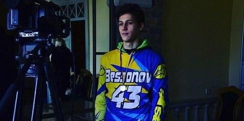 В Харькове под колесами внедорожника погиб 19-летний чемпион Украины