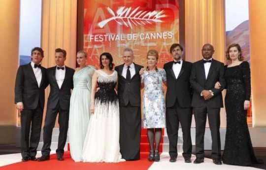 Жюри Каннского кинофестиваля 2012