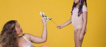 Бейонсе оголилась в беременной фотосессии