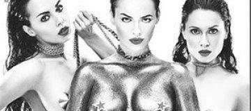 Даша Астафьева поразила откровенными фото для XXL