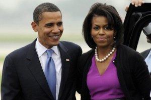 Мишель Обама призналась, что ее муж разбрасывает носки