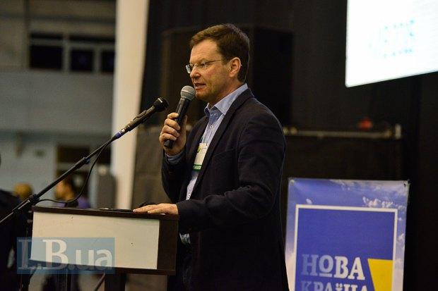Член команды Саакашвили Саша Боровик