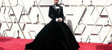 """Билли Портер объяснил свое появление на """"Оскаре"""" в женском платье"""